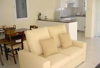Kapparis villa rental - Ground Floor - Open plan
