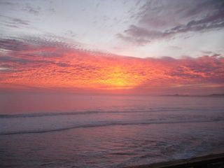 A Typical Amazing Sunset... - Santa Cruz house vacation rental photo