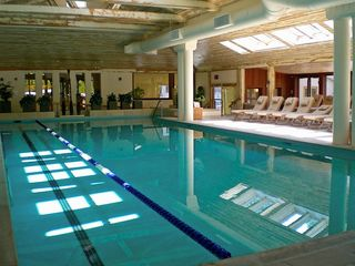 Stowe condo photo - Indoor Pool, Jacuzzi, Sauna, and Steam. Available to 464 Guests.