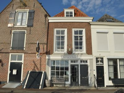 Magnificent apartment on the marina of Willemstad. free wifi