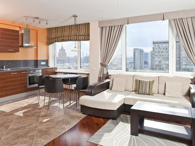 Moscow apartment rental - Our apartments are spacious, freshly renovated, with all the amenities you need!