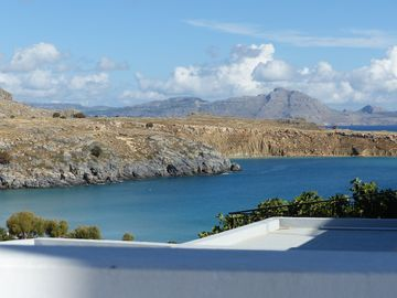 Sympathetically renovated village house in the heart of Lindos village