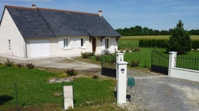 House (4 / 6p) near the Beauval Zoo, ideally located