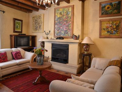 San Miguel de Allende house rental - Living Room