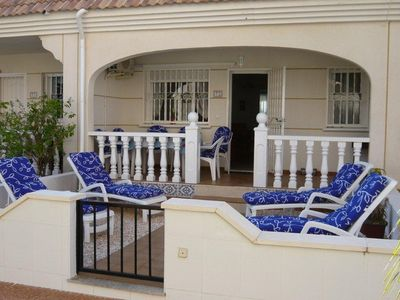 Los Alcazares House Rental: 3 Bed House With Pool Views, Private ...