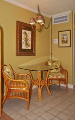Lahaina condo photo - Dine in at your breakfast bar or enjoy table for 2