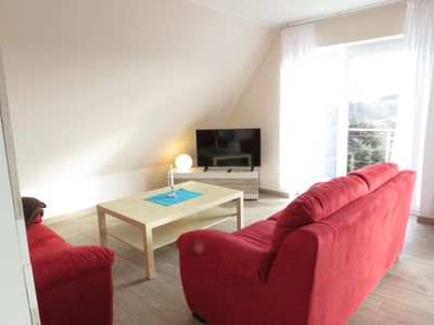 Your place in the sun - rest and relaxation in the Saxon Switzerland - Wohnung 1 (Obergeschoss)