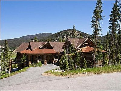 Baldy Mountain Breckenridge house rental - Located Just Five Minutes from the Slopes