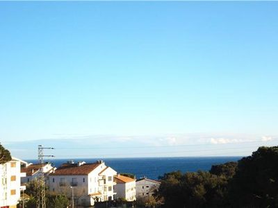 Apartment for 4 people close to the beach in Calella de Palafrugell