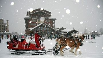 Durango condo rental - Durango is expecting a White Christmas in 2012!