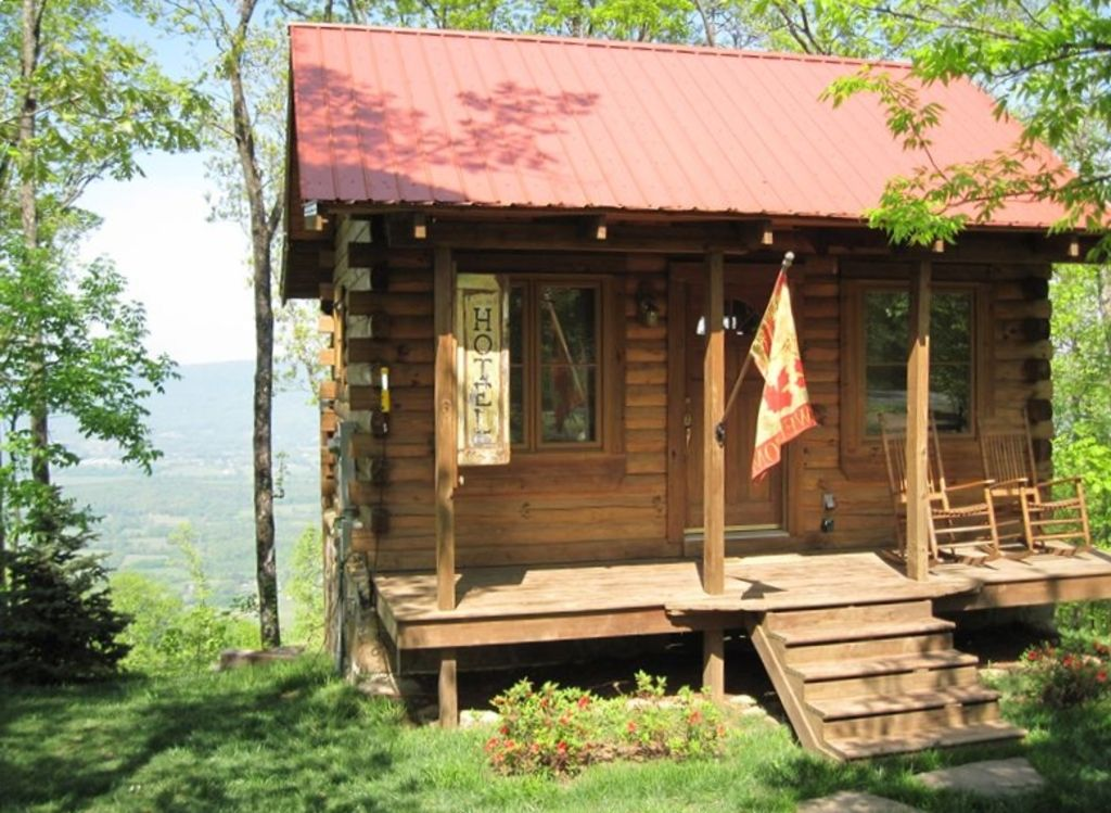 Log Cabin In The Clouds With A Million Dollar Vrbo