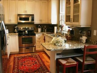Savannah townhome photo - Kitchen