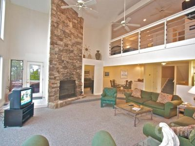 Gatlinburg chalet rental