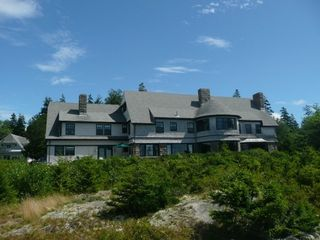 Seal Harbor house photo - Westover, Seal Harbor, ME bordering Acadia National Park