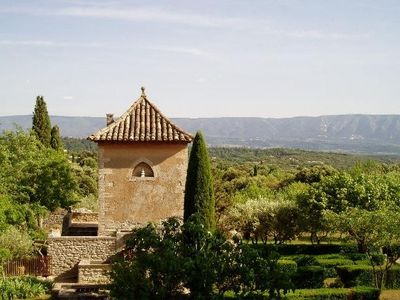 GORDES : 'TOUR DES BEAUMES ' is a TOWER  with a Private Swimming Pool