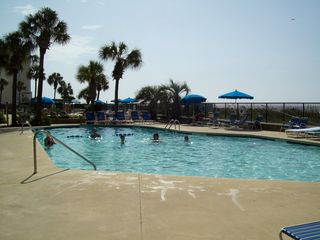 Resorts Pool Areas - Ocean Drive Beach condo vacation rental photo
