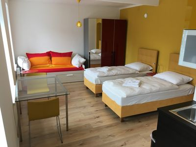 Holiday appartment close to Vienna