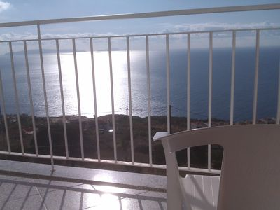 Canico apartment rental - Balcony view