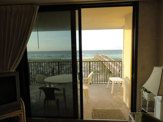 Navarre Beach condo photo - View from Living Room