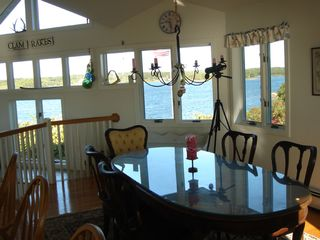 Narragansett estate photo - dining room