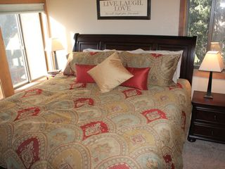 Vail townhome photo - King Bed in Master