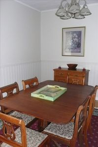 House - Dining Room