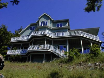Hilltop House Rental, Gold Beach Or.