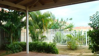 Montego Bay townhome photo - View from back porch