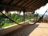 cool veranda for siestas
