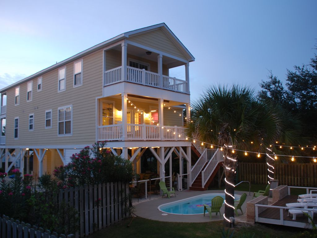 The Coolest House In Myrtle Beach Vrbo