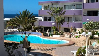 Two Bedroom Holiday Apartment Gran Canaria  with wifi