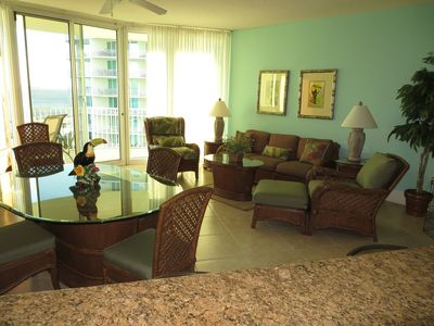 Best Value at Caribe - Now 2 King Beds ! Relax in Our Beautiful Tropical Decor!