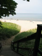Saugatuck / Douglas cottage photo - Douglas Beach