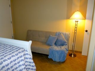 Pacific Grove condo photo - Futon/couch