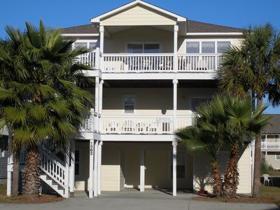 Crescent Beach house rental