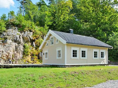 Vacation home Vemestad  in Kvaas, Southern Norway - 5 persons, 2 bedrooms