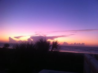 Cape Canaveral condo photo - Sunrise view from Balcony