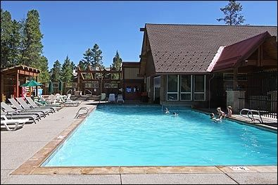 Upper Village Pool and Hot Tub