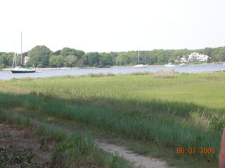 Osterville house photo - side