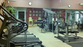 Corpus Christi condo photo - Fitness center