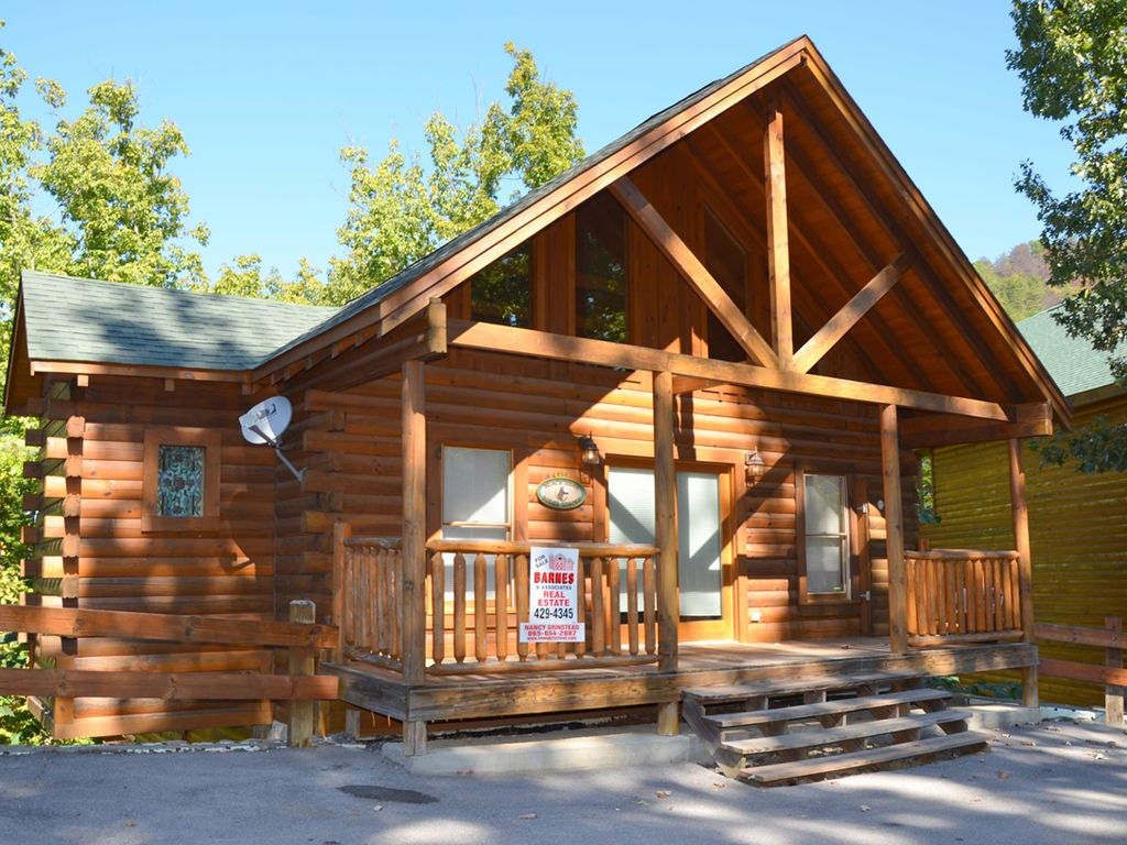 Log Cabin With Indoor Pool Call For Remaining Homeaway Pigeon Forge