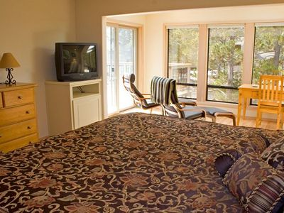 Sunriver house rental - Master King Bedroom - Another great view of the Master King Bedroom.