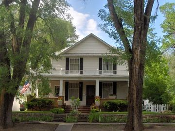 Colorado Springs house rental - Downtown Colorado Springs original house built 1902