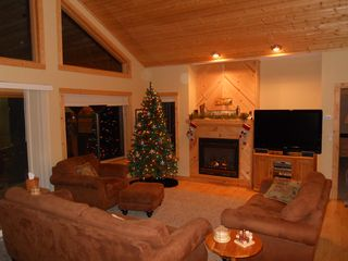 "Biwabik house photo - Enjoy the 52"" HDTV, Digital Cable and Surround Sound"