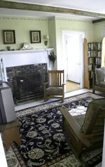 Cranberry Isles estate photo - .Antique Section Livingroom