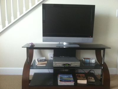 There are 4 flat screen televisions so all Guests have a choice!