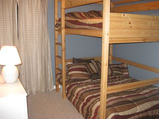 Cathedral City house photo - full size bunk beds