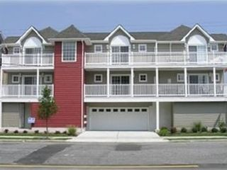 Front of Condo - Wildwood condo vacation rental photo
