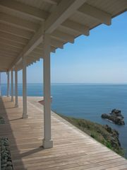 Sozopol house photo - The amazing terrace..