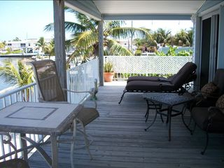 Big Pine Key house photo - Private Porch